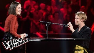 """Tom Odell i Alice Merton - """"Half As Good As You"""" - The Voice of Poland 9"""