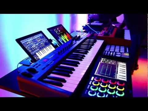 Chillout Lounge Music Live Recording 2015 Video Mix by Rheyne