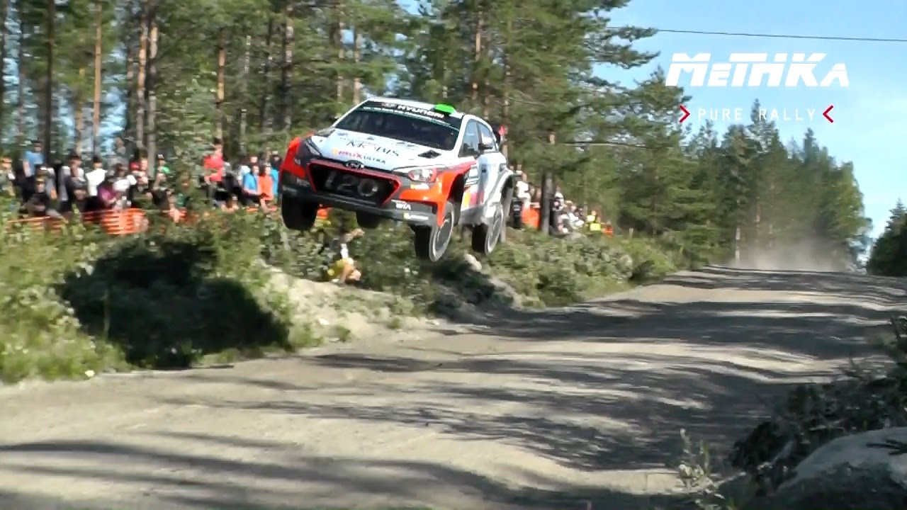 The Ultimate Rally Car Highlight Reel