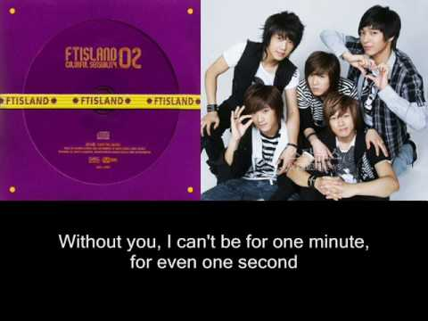 Ft Island - Even For 1 Minute Or 1 Second