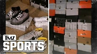 NBA Champ Dahntay Jones -- You Sold My Rare Nikes!!!