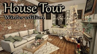 Second Life - House Tour - Emerson's place
