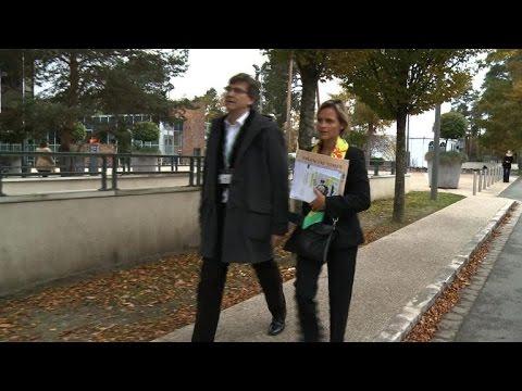 Arnaud Montebourg fait sa rentrée à l'Insead