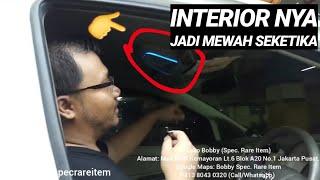 Toyota Grand Kijang Innova Tipe J 2012/13 Pasang Lampu Plafon/Kotak Kaca Mata Innova Reborn Venturer