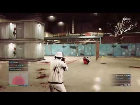 GTA 5 Online TDM CVC   16th Street Crips Vs 187 Ganglife Piru