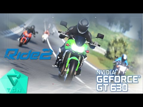 Ride 2   Gameplay ON GT630 2GB DDR3 [HD]