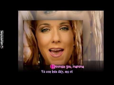 [vietsub+kara Yanst] Goodbye's (the Saddest Word) - Celine Dion video