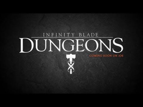 Official Infinity Blade: Dungeons Gameplay Trailer