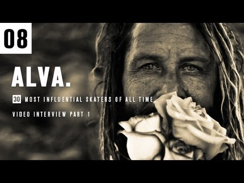 30th Anniversary Interviews Tony Alva Part 1 - TransWorld SKATEboarding