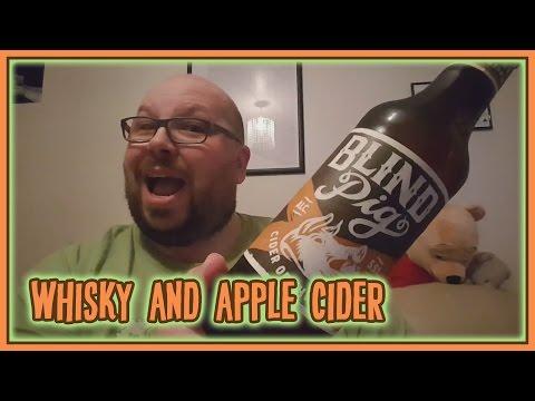 Blind Pig, Whisky, Honey & Apple Cider Review