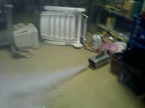 matco smoke machine