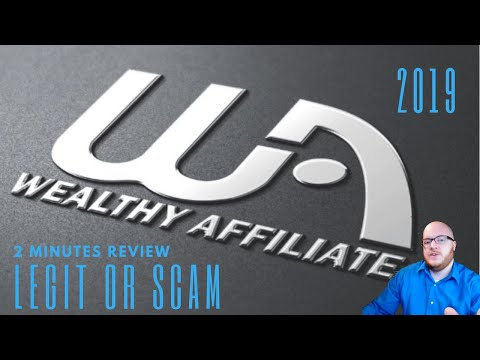Wealthy Affiliate Review - Think Twice Before You Signing In!!!