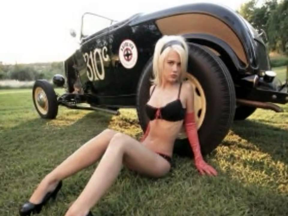 Ups Truck For Sale >> Rockabilly Radio - Pin Up Girls, Rat Rods & Boss Music! - YouTube