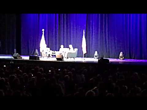 A night with the Clintons at the Pavilion at Irving Music Factory.