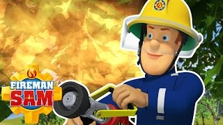 Fireman Sam US Official - Barbecue Safety | Safety Tips