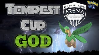 Tropius the GOD | Tempest Cup Meta | Pokemon GO