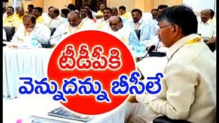 Our BC Meeting Has Success That's Why They Held The Meeting | Chandrababu
