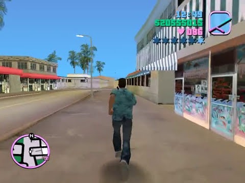 GTA Vice City 2012 Mod