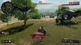 Quad bike kill on Blackout (BO4)