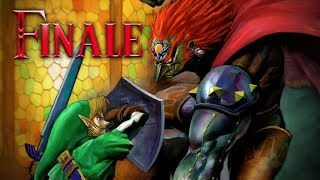 THE KING OF EVIL - Let's Play - The Legend of Zelda: Ocarina of Time 3D - 15 - Ending