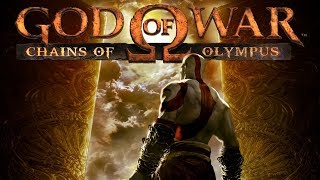 God of War Chains of Olympus HD Pelicula Completa Español