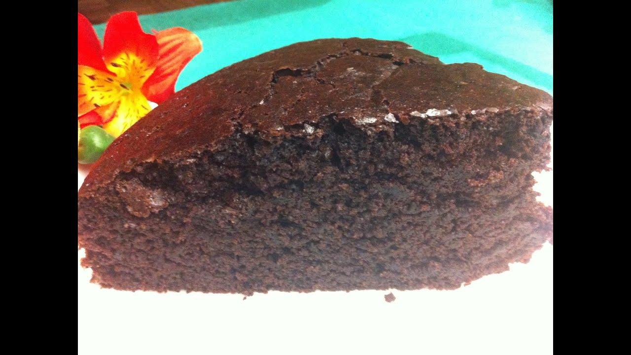 Chocolate Cake Also Vegan