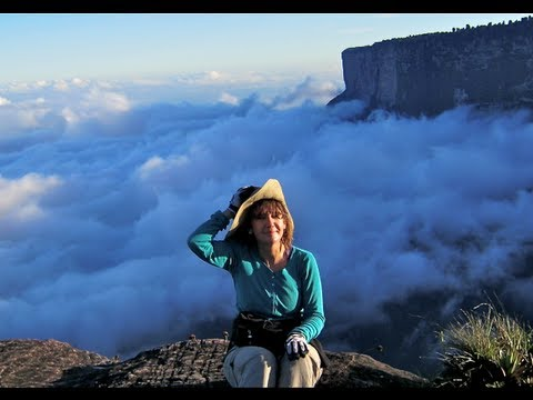 Trip to Mountain Roraima, Venezuela