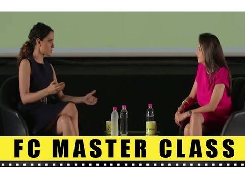 Film Companion Master Class Q & A | Kangana Ranaut | Anupama Chopra