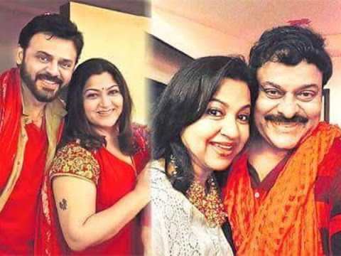 80s Star Actors Get together Celebrations 2015 | Chiranjeevi | Venkatesh | Jayasuda | Radhika Photo Image Pic