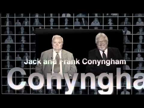 Wednesday at 7 on WVIA-TV Jack Conyngham and his nephew Frank Conyngham don't care to be called regional royalty, but in Benjamin Franklin's time the family started in Philadelphia shipping...