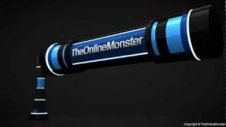 New TheOnlineMonster Intro in HD
