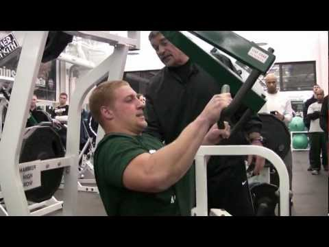 ASAP Strength Video Series with MSU Coach Ken Mannie