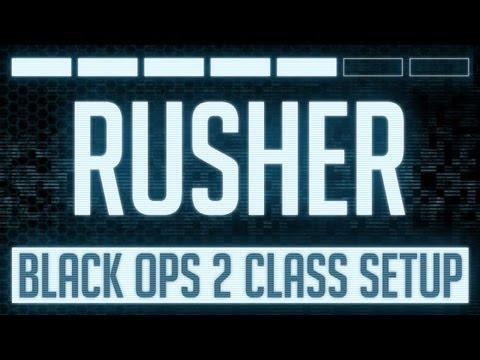 Rusher : Black Ops 2 MSMC Class Setup