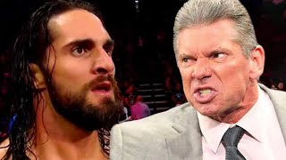 Vince McMahon FURIOUS With Seth Rollins Over CM Punk