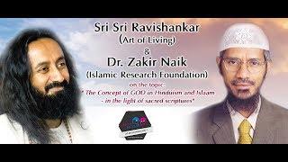 Sri Sri Ravi Shankar VS Dr Zakir Naik. Why Muslim Killing The Cow ?  Even plants can feel pain