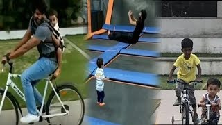 Nani Playing with his Son | Nani Son latest Photos | Nani Son Arjun Latest Video | Tollywood Today