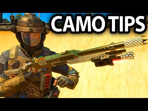 How to Get Easy Diamond Camo Shotguns! Black Ops 2 Tips and Tricks