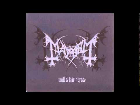 Mayhem - The Vortex Void Of Inhumanity