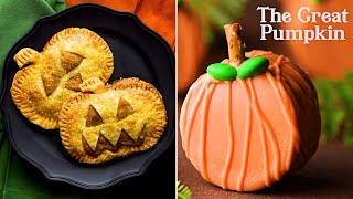 Easy Halloween Treats + More   Halloween Recipes   DIY Easy Halloween Treats by So Yummy