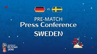 FIFA World Cup™ 2018 : GER vs SWE : Sweden - Pre-Match PC