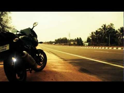 Rohit's Pulsar 220 Top Speed - 153 kmph*