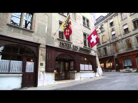 A Travel Guide to Geneva's Old World