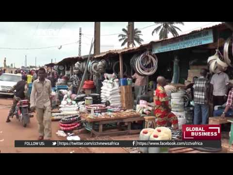 Commercial activity picks up in Bangui markets post-war