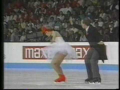 Rahkamo & Kokko (FIN) - 1991 World Figure Skating Championships, Free Dance