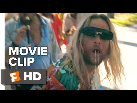 The Beach Bum Movie Clip - Mansion Party (2019) | Movieclips Coming Soon