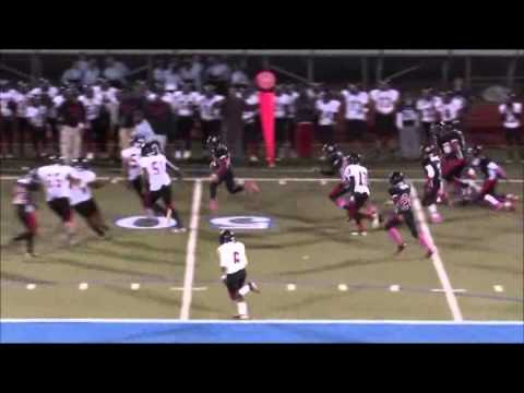 Westside Christian Academy Warriors football William Johnson #51 Highlights of 2012 season