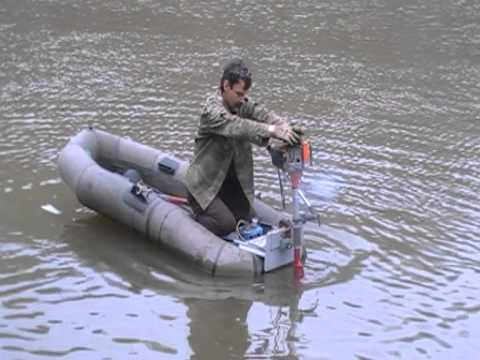 лодочный мотор форвард или карвер