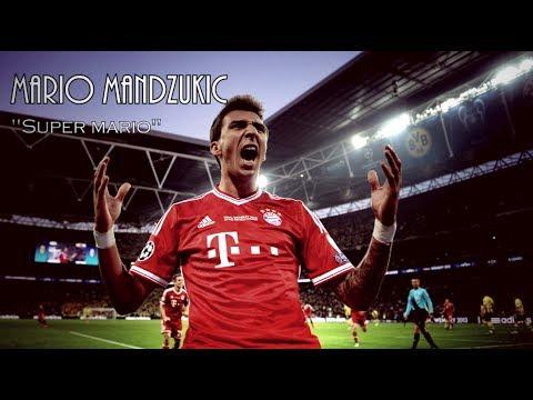 "Mario Mandžukić - ""Super Mario"" ● Welcome to Atletico Madrid 2014 ᴴᴰ"