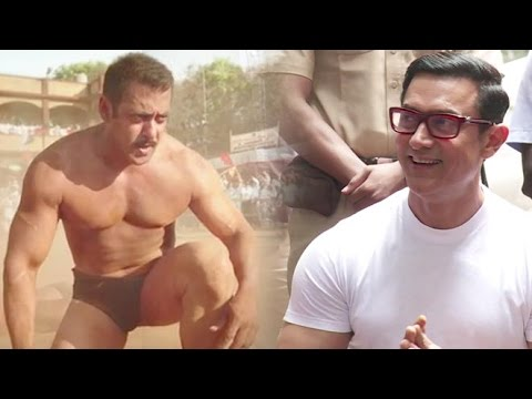 Salman Khan SULTAN Movie Review By AAMIR KHAN