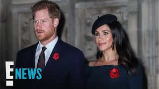 See Meghan Markle & Prince Harry's New 10-Bedroom House | E! News